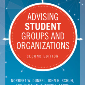 (PDF ebook) Advising Student Groups and Organizations, 2nd Edition