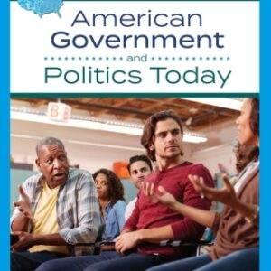 American Government and Politics Today, 19th Edition – PDF ebook