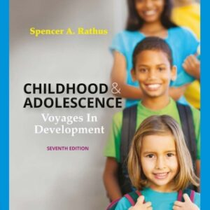 Childhood and Adolescence: Voyages in Development, 7th Edition – PDF ebook*