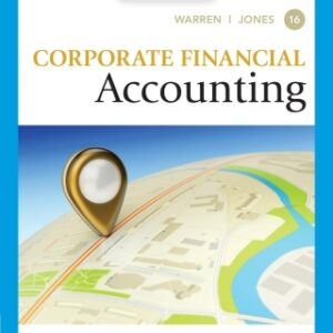 Corporate Financial Accounting, 16th Edition – PDF ebook*
