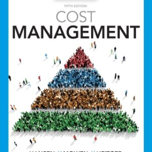 Cost Management, 5th Edition – PDF ebook*