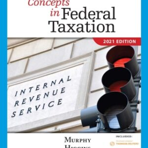 Concepts in Federal Taxation 2021, 28th Edition – PDF ebook*