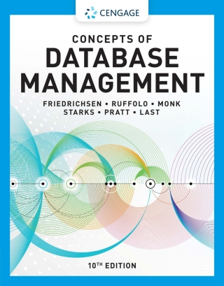 Concepts of Database Management, 10th Edition – PDF ebook