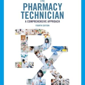 The Pharmacy Technician: A Comprehensive Approach, 4th Edition – PDF ebook*
