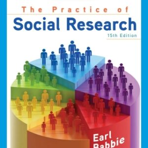 The Practice of Social Research, 15th Edition – PDF ebook*