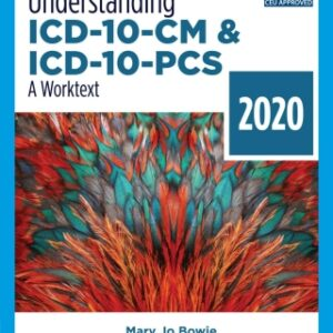 Understanding ICD-10-CM and ICD-10-PCS: A Worktext – 2020, 5th Edition – PDF ebook*