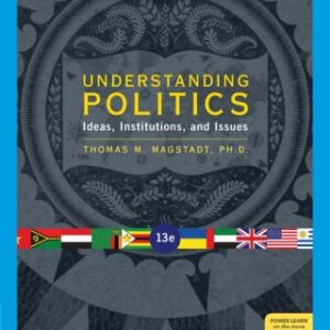 Understanding Politics: Ideas, Institutions, and Issues, 13th Edition – PDF ebook*