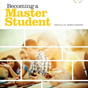 Becoming A Master Student, 7th Edition – PDF ebook*