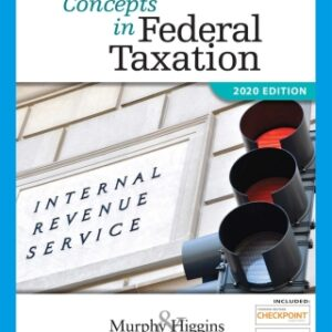 Concepts in Federal Taxation 2020, 27th Edition – PDF ebook*