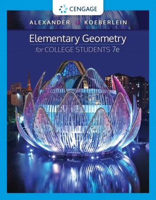 Elementary Geometry for College Students, 7th Edition – PDF ebook*