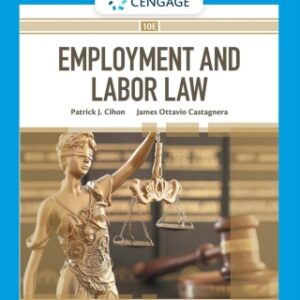 Employment and Labor Law, 10th Edition – PDF ebook*