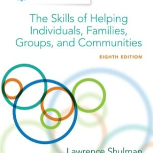Empowerment Series: The Skills of Helping Individuals, Families, Groups, and Communities, Enhanced, 8th Edition – PDF ebook*