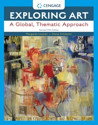 Exploring Art: A Global, Thematic Approach, Revised, 5th Edition – PDF ebook*