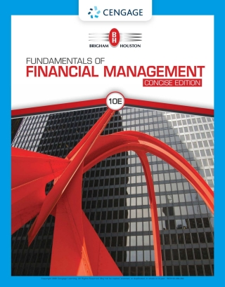 Fundamentals of Financial Management, Concise Edition, 10th Edition – PDF ebook