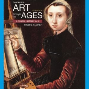 Gardner's Art through the Ages: A Global History, Volume II, 16th Edition – PDF ebook*