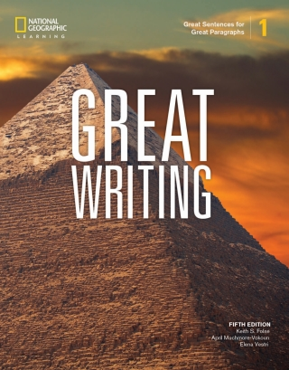Great Writing 1: Great Sentences for Great Paragraphs, 5th Edition – PDF ebook*
