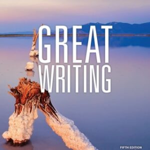 Great Writing 2: Great Paragraphs, 5th Edition – PDF ebook*