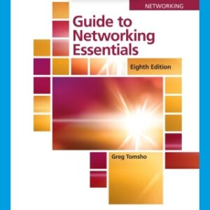 Guide to Networking Essentials, 8th Edition – PDF ebook*