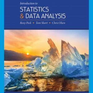 Introduction to Statistics and Data Analysis, 6th Edition – PDF ebook*