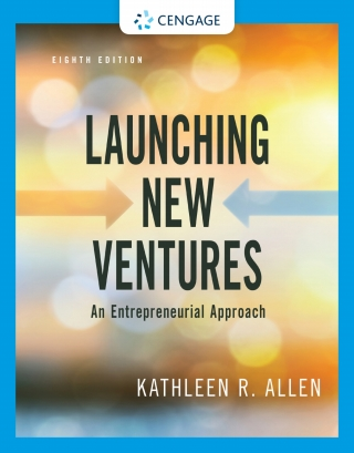 Launching New Ventures: An Entrepreneurial Approach, 8th Edition – PDF ebook*