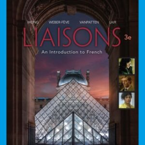 Liaisons, Student An Introduction to French, 3rd Edition – PDF ebook*