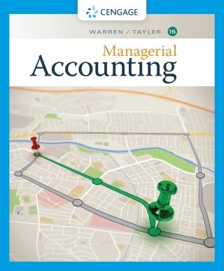 Managerial Accounting, 15th Edition – PDF ebook