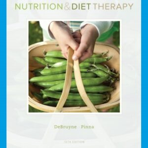 Nutrition and Diet Therapy, 10th Edition – PDF ebook*