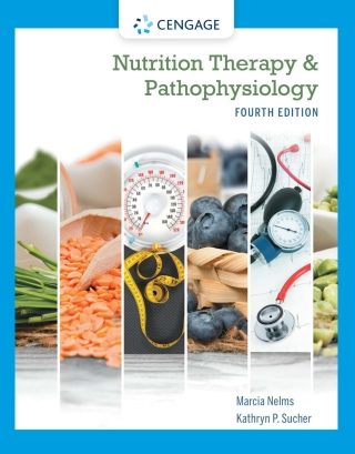 Nutrition Therapy and Pathophysiology Book Only, 4th Edition – PDF ebook*