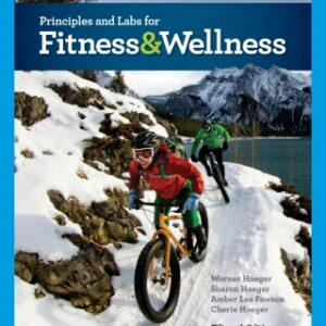 Principles and Labs for Fitness and Wellness, 15th Edition – PDF ebook*