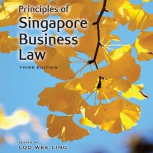Principles of Singapore Business Law, 3rd Edition – PDF ebook*