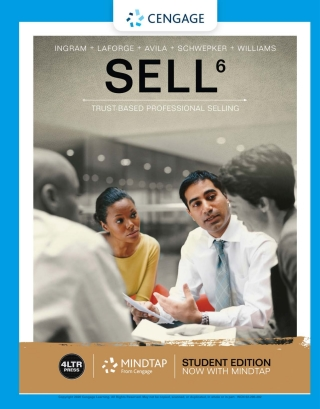 SELL (Book Only), 6th Edition – PDF ebook*
