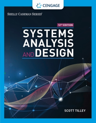 Systems Analysis and Design, 12th Edition – PDF ebook