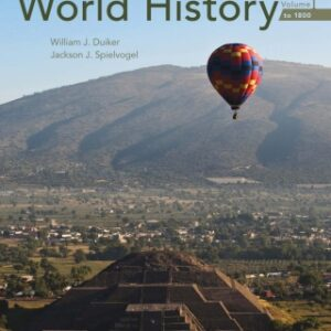 The Essential World History, Volume I: To 1800, 9th Edition – PDF ebook*