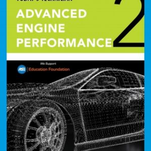 Today's Technician: Advanced Engine Performance Classroom Manual and Shop Manual, 2nd Edition – PDF ebook*