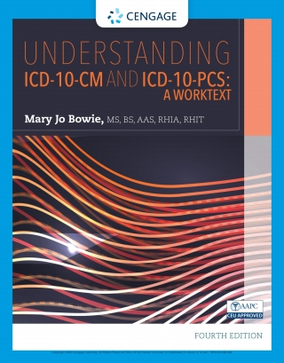 Understanding ICD-10-CM and ICD-10-PCS: A Worktext, 4th Edition – PDF ebook*