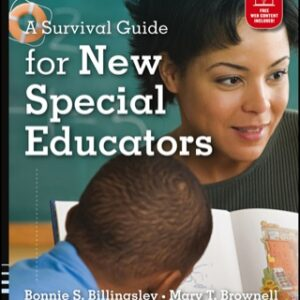 (PDF ebook) A Survival Guide for New Special Educators, 1st Edition