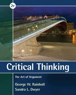 (PDF ebook) Critical Thinking: The Art of Argument, 2nd Edition