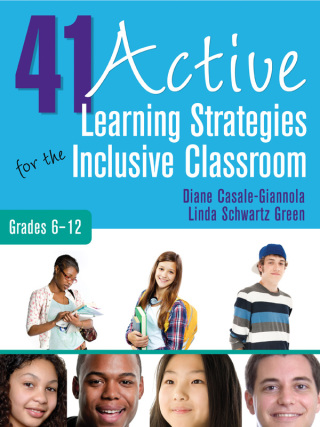 (PDF ebook) 41 Active Learning Strategies for the Inclusive Classroom, Grades 6-12, 1st Edition