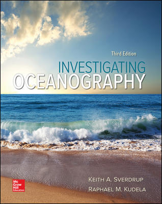 Investigating Oceanography 3rd Edition by Keith Sverdrup – PDF ebook