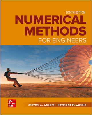 Numerical Methods for Engineers 8th Edition – PDF ebook*