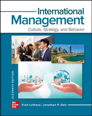 International Management: Culture, Strategy, and Behavior 11th Edition – PDF ebook*