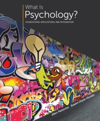 What is Psychology? Foundations, Applications, and Integration, 3rd Edition – PDF ebook*