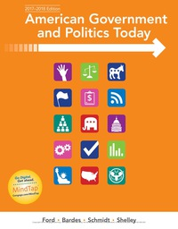 American Government and Politics Today: No Separate Policy Chapters Version, 2016-2017 Edition, 18th Edition – PDF ebook