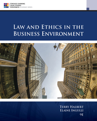 Law and Ethics in the Business Environment, 9th Edition – PDF ebook