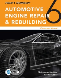 Today's Technician: Automotive Engine Repair & Rebuilding, Classroom Manual and Shop Manual, Spiral bound Version, 6th Edition – PDF ebook