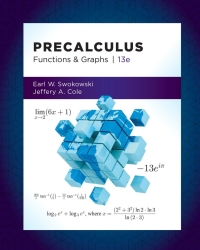 Precalculus: Functions and Graphs, 13th Edition – PDF ebook*