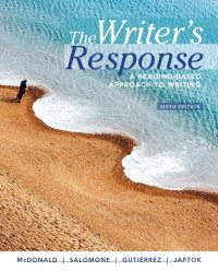 The Writer's Response: A Reading-Based Approach to Writing, 6th Edition – PDF ebook