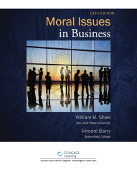 Moral Issues in Business, 13th Edition – PDF ebook