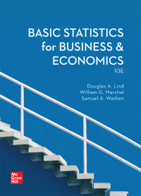Basic Statistics for Business and Economics 10th Edition – PDF ebook*