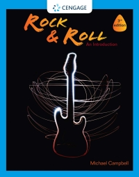 Rock and Roll: An Introduction, 3rd Edition – PDF ebook*